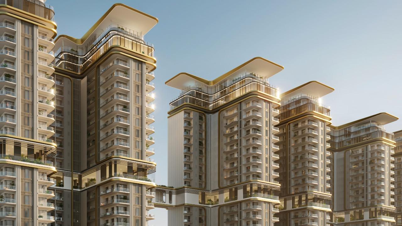 Luxurious Apartments in Delhi