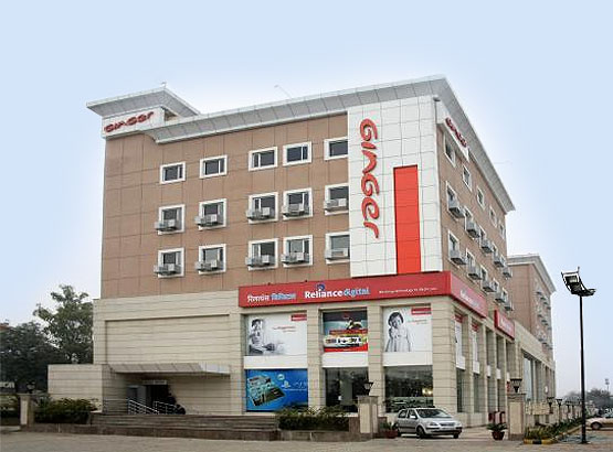 The Ginger Hotel, Faridabad – Unity Group